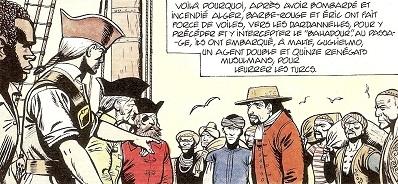 bande dessinée,jean-michel charlier,revue pilote,victor hubinon,barbe rouge,tanguy et laverdure,blueberry,buck danny