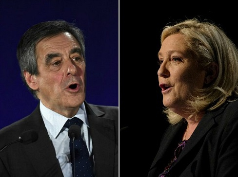 france culture,marine le pen,front national,françois fillon
