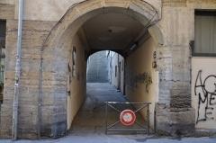 photographie,bande dessinée,lyon,croix-rousse,croix-rousse les pentes,passage mermet,lyon 1er arrondissement