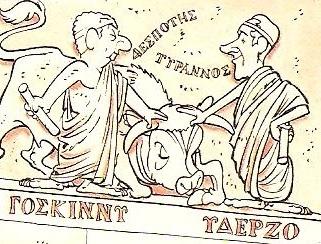 bande dessinée,astérix,obélix,ils sont fous ces romains