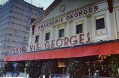photographie,lyon,brasserie georges