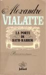 littérature,france,alexandre vialatte,chroniques de la montagnela porte de bath-rabbim,ferny besson,humour