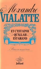 littérature,alexandre vialatte,chroniques de la montagne,éditions julliard,henri bosco bolbina,collection bouquins,la méthode vialatte,littérature française