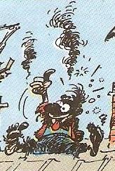 bande dessinée,franqui,gaston lagaffe