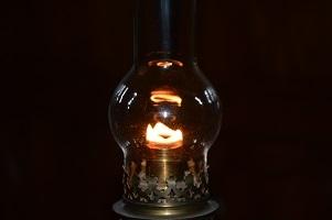 photographie,lampe à pétrole