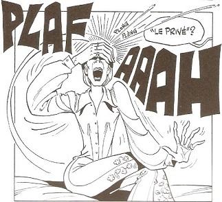 bande dessinée,claire bretécher,revue pilote,humour,bd